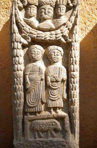 Timgad Stele