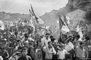 Marc Riboud - Célébration de l'indépendance, Alger, 2 juillet 1962