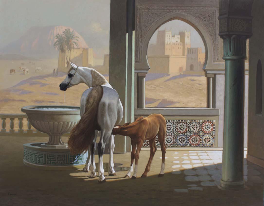 """Résultat de recherche d'images pour """"hocine ziani peintre algérien"""""""